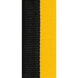 Stuha černo-žlutá