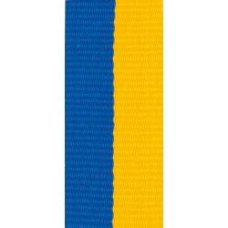 Stuha modro-žlutá