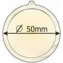 medaile 50mm