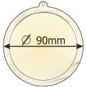 medaile 90mm
